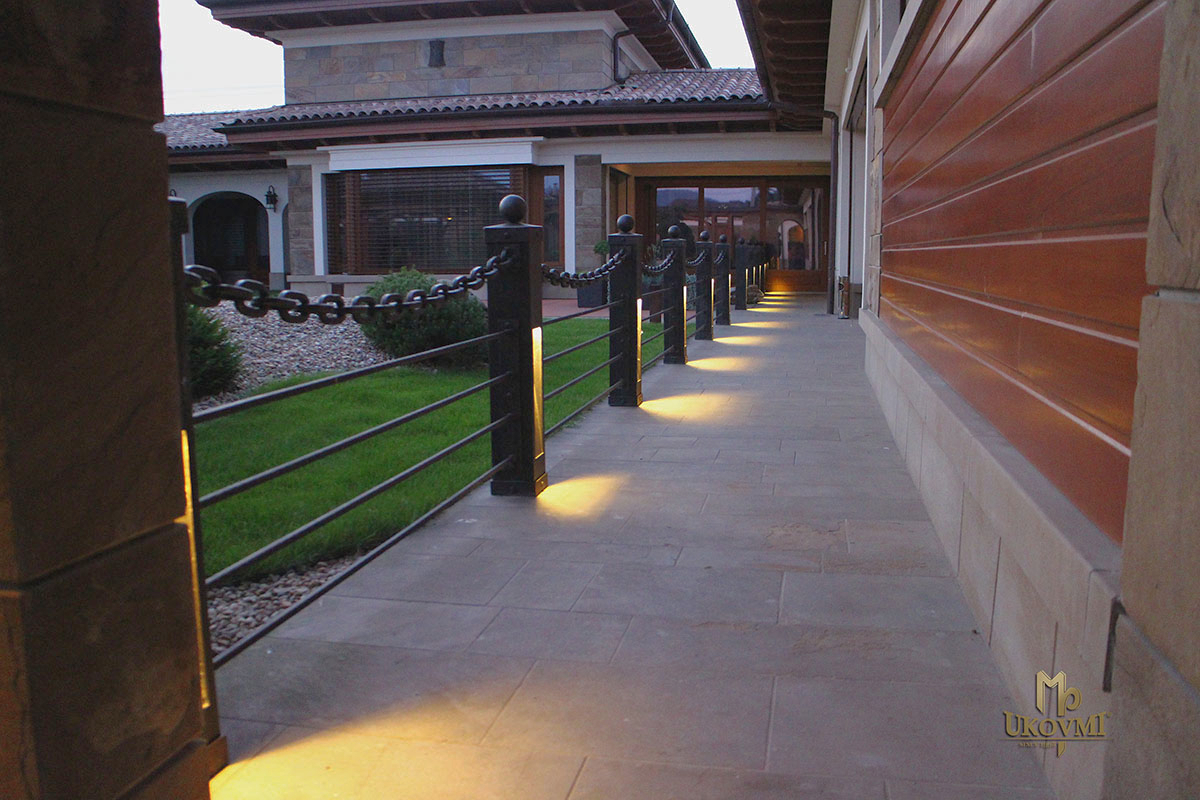 Luminaires d 39 ext rieur ferronnerie d 39 art ukovmi - Eclairage d ambiance exterieur ...