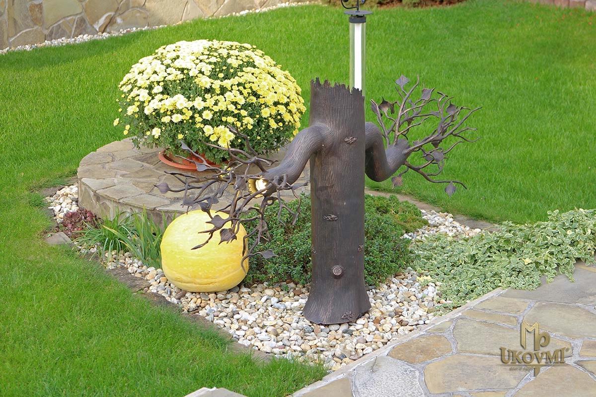 Luminaires d 39 ext rieur ferronnerie d 39 art ukovmi for Luminaire exterieur jardin