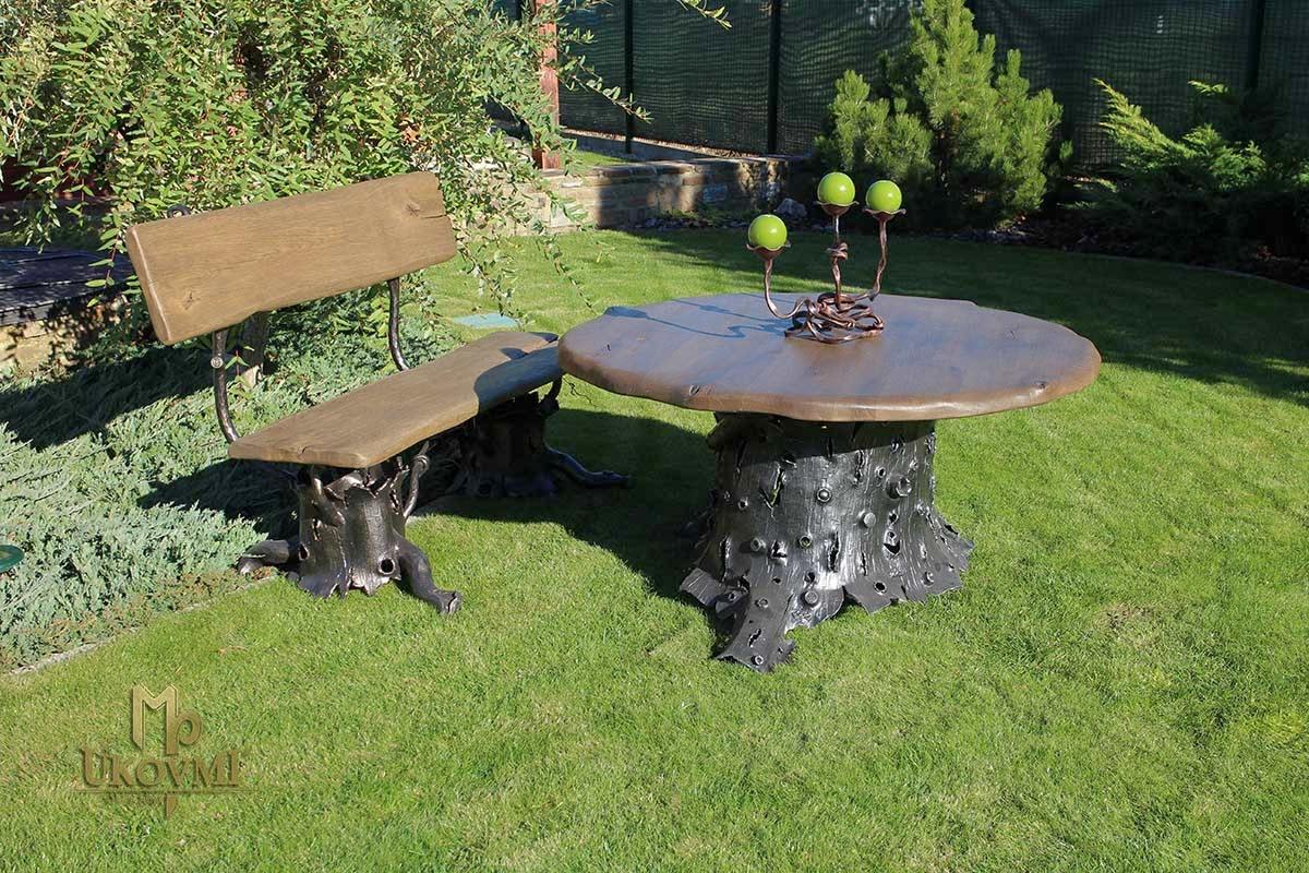 Chaises et tables   Ferronnerie d\'art Ukovmi