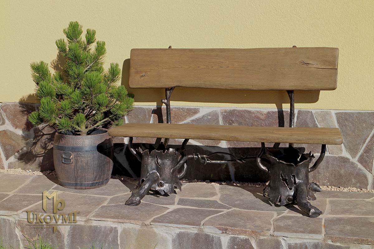 Chaises et tables ferronnerie d 39 art ukovmi for Banc exterieur fer forge