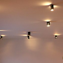 Interior design lightings hand-forged by UKOVMI - artistic lightings