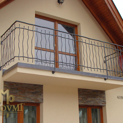 balustrade de balcon balustrade de balcon tle perfore barrires et gardecorps balcon grille. Black Bedroom Furniture Sets. Home Design Ideas